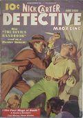 Nick Carter Detective Magazine (1936 Street & Smith) Pulp Vol. 7 #4