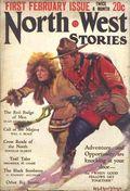 North West Stories (1925-1937 Fiction House) Pulp Vol. 3 #4