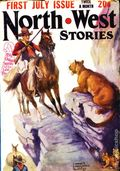 North West Stories (1925-1937 Fiction House) Pulp Vol. 4 #2