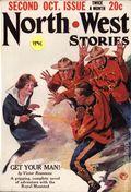 North West Stories (1925-1937 Fiction House) Pulp Vol. 4 #9