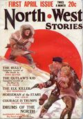North West Stories (1925-1937 Fiction House) Pulp Vol. 5 #8