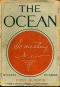 The Ocean (1907-1908 Frank A. Munsey) Pulp Vol. 1 #1