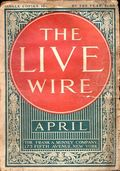 Live Wire (1908 Frank A. Munsey) Pulp Vol. 4 #2