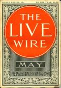 Live Wire (1908 Frank A. Munsey) Pulp Vol. 4 #3