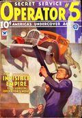 Operator #5 (1934-1939 Popular Publications) Pulp Vol. 1 #2