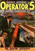 Operator #5 (1934-1939 Popular Publications) Pulp Vol. 1 #3
