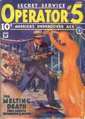 Operator #5 (1934-1939 Popular Publications) Pulp Vol. 1 #4