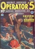Operator #5 (1934-1939 Popular Publications) Pulp Vol. 2 #1