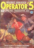 Operator #5 (1934-1939 Popular Publications) Pulp Vol. 2 #3