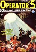 Operator #5 (1934-1939 Popular Publications) Pulp Vol. 2 #4