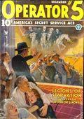 Operator #5 (1934-1939 Popular Publications) Pulp Vol. 3 #1
