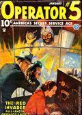 Operator #5 (1934-1939 Popular Publications) Pulp Vol. 3 #2
