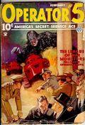 Operator #5 (1934-1939 Popular Publications) Pulp Vol. 3 #3