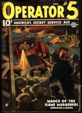 Operator #5 (1934-1939 Popular Publications) Pulp Vol. 4 #1