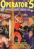 Operator #5 (1934-1939 Popular Publications) Pulp Vol. 4 #2