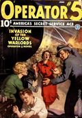 Operator #5 (1934-1939 Popular Publications) Pulp Vol. 4 #3