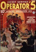 Operator #5 (1934-1939 Popular Publications) Pulp Vol. 5 #2