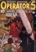 Operator #5 (1934-1939 Popular Publications) Pulp Vol. 5 #4