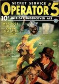 Operator #5 (1934-1939 Popular Publications) Pulp Vol. 6 #2
