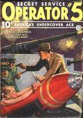 Operator #5 (1934-1939 Popular Publications) Pulp Vol. 6 #3