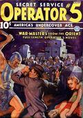 Operator #5 (1934-1939 Popular Publications) Pulp Vol. 6 #4