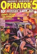 Operator #5 (1934-1939 Popular Publications) Pulp Vol. 7 #1