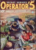 Operator #5 (1934-1939 Popular Publications) Pulp Vol. 7 #4