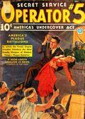 Operator #5 (1934-1939 Popular Publications) Pulp Vol. 8 #1