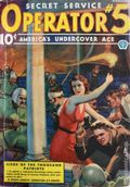 Operator #5 (1934-1939 Popular Publications) Pulp Vol. 8 #3