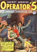 Operator #5 (1934-1939 Popular Publications) Pulp Vol. 9 #1