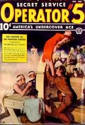 Operator #5 (1934-1939 Popular Publications) Pulp Vol. 10 #1