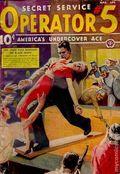 Operator #5 (1934-1939 Popular Publications) Pulp Vol. 10 #2