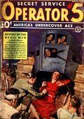 Operator #5 (1934-1939 Popular Publications) Pulp Vol. 10 #3