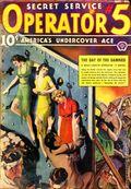 Operator #5 (1934-1939 Popular Publications) Pulp Vol. 11 #1