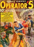 Operator #5 (1934-1939 Popular Publications) Pulp Vol. 11 #2