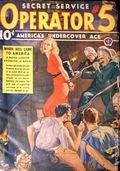 Operator #5 (1934-1939 Popular Publications) Pulp Vol. 11 #3