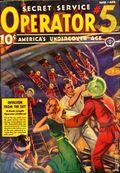 Operator #5 (1934-1939 Popular Publications) Pulp Vol. 11 #4