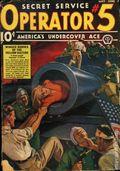 Operator #5 (1934-1939 Popular Publications) Pulp Vol. 12 #1