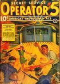 Operator #5 (1934-1939 Popular Publications) Pulp Vol. 12 #3