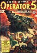 Operator #5 (1934-1939 Popular Publications) Pulp Vol. 12 #4