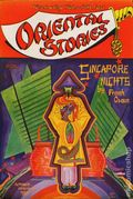 Oriental Stories (1930-1932 Popular Fiction) Pulp Oct 1930