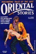 Oriental Stories (1930-1932 Popular Fiction) Pulp Apr 1931