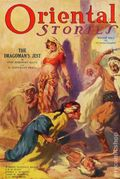 Oriental Stories (1930-1932 Popular Fiction) Pulp Jan 1932