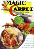 Magic Carpet Magazine (1933-1934 Popular Fiction) Pulp Oct 1933