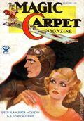 Magic Carpet Magazine (1933-1934 Popular Fiction) Pulp Jan 1934