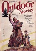 Outdoor Stories (1927-1928 Street & Smith) Pulp Vol. 1 #1