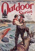 Outdoor Stories (1927-1928 Street & Smith) Pulp Vol. 1 #2