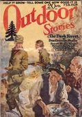 Outdoor Stories (1927-1928 Street & Smith) Pulp Vol. 1 #6