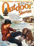Outdoor Stories (1927-1928 Street & Smith) Pulp Vol. 2 #2