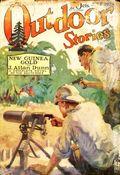 Outdoor Stories (1927-1928 Street & Smith) Pulp Vol. 2 #5
